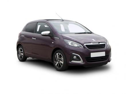 Peugeot 108 Hatchback 1.0 72 Active 5dr