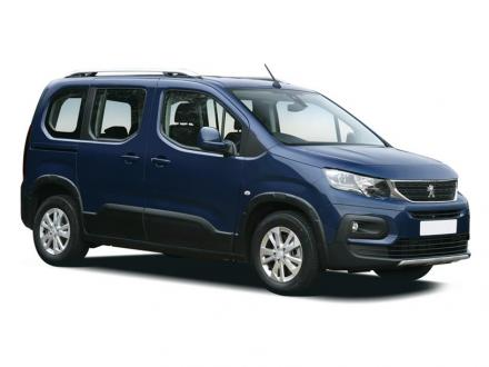 Peugeot Rifter Estate 1.2 PureTech Active [7 Seats] 5dr