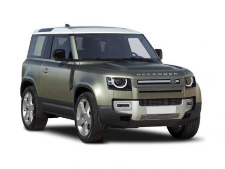 Land Rover Defender Estate 2.0 P300 S 90 3dr Auto