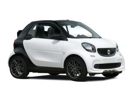 Smart Fortwo Electric Cabrio 60kW EQ Pulse Premium 17kWh 2dr Auto [22kWCh]