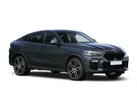 BMW X6 Diesel Estate xDrive30d MHT Sport 5dr Step Auto