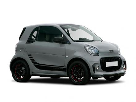 Smart Fortwo Electric Coupe Special Editions 60kW EQ BRABUS Line 17kWh 2dr Auto [22kWCh]